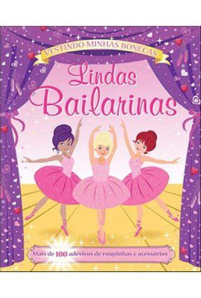 Lindas Bailarinas - Vestindo Minhas Bonecas - Editora,Zastras pdf epub