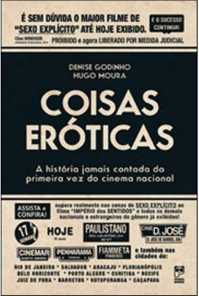Coisas Eróticas - Nova Ortografia - Godinho,Denise | Hoshan.org