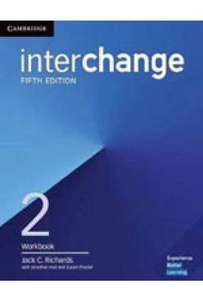 Interchange 2 Wb - 5Th Ed - RICHARDS ,JACK   Nisrs.org