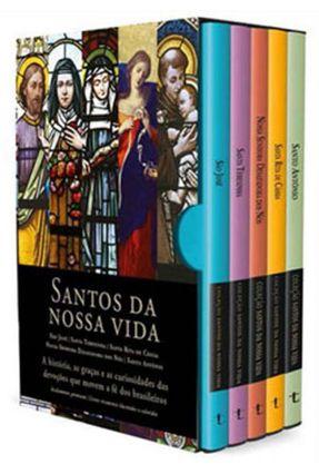 Box - Santos da Nossa Vida - 5 Volumes - Petra pdf epub