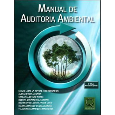 Manual de Auditoria Ambiental - 3ª Ed.
