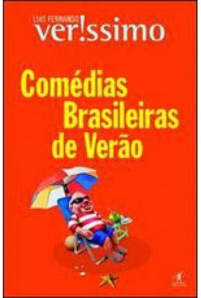 Comédias Brasileiras de Verão - Verissimo,Luis Fernando   Hoshan.org