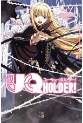 Uq Holder - Vol. 9 - Akamatsu,Ken   Tagrny.org