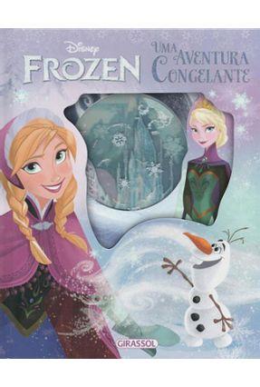 Disney Frozen - Uma Aventura Congelante - Scollon,Bill | Hoshan.org