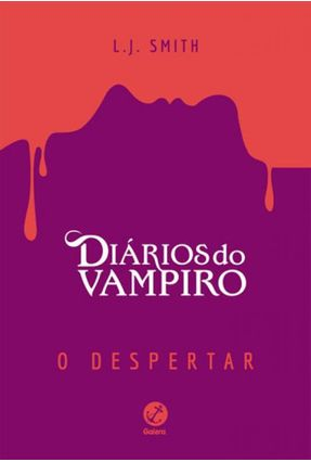 Diários do Vampiro - o Despertar - Vol. 1 - Smith,L. J. | Hoshan.org
