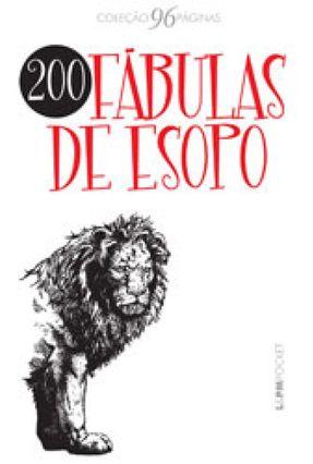 200 Fábulas De Esopo - Col. 96 Páginas - Pocket - Esopo pdf epub