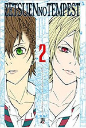 Zetsuen No Tempest - Vol. 2 - Shirodaira,Kyo   Hoshan.org