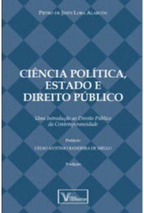 Ciência Política, Estado e Direito Público - Alarcón,Pietro de Jesús Lora   Hoshan.org