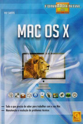 Fundamental do Mac Os X - Santos,Rui pdf epub