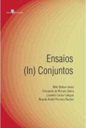 Ensaios (In)Conjuntos - Ricardo André Ferreira Martins   Hoshan.org