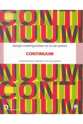 Continuum - Design Contemporâneo no Rio de Janeiro - Mosley,Marta Gaspar Viana   Tagrny.org
