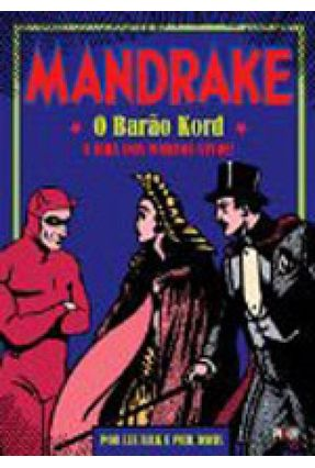 Mandrake - o Barão Kord - A Ilha Dos Mortos-Vivos! - Davis,Phil Falk,Lee | Hoshan.org