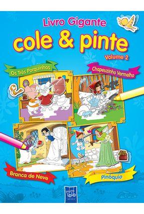 Livro Gigante - Vol. 2 - Col. Cole e Pinte - Books,Yoyo pdf epub