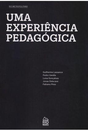 Uma Experiência Pedagógica - Delecave ,Jonas Gonçalves,Luisa | Hoshan.org