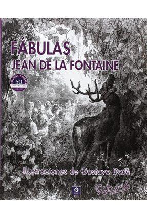 Fábulas Jean La Fontaine Ilustraciones De Gustavo Doré - De LA Fontaine,Jean Doré,Gustavo pdf epub