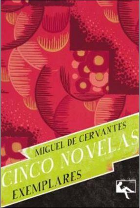 Cinco Novelas Exemplares - Cervantes,Miguel de pdf epub