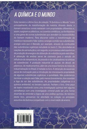 A Química e o Mundo - A Tecnologia - Roque,Nídia Franca   Hoshan.org