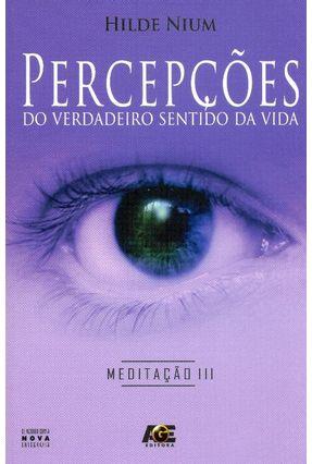 Percepções do Verdadeiro Sentido da Vida - Meditação 3 - Nium,Hilde | Hoshan.org