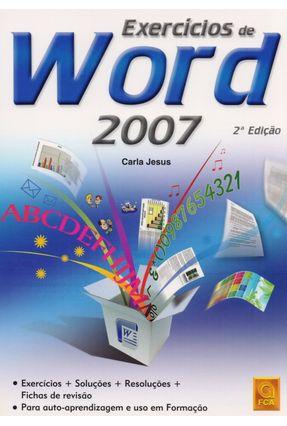 Exercícios de World 2007 - Jesus,Carla   Tagrny.org
