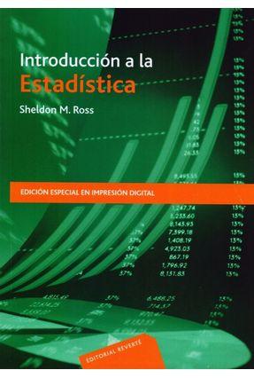 Introducción A La Estadística - Ross,Sheldom M. pdf epub