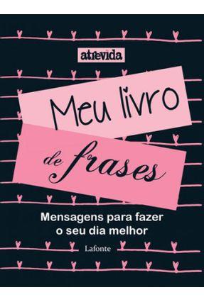 Meu Livro De Frases - Editora Lafonte   Nisrs.org