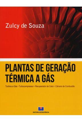 Plantas de Geração Térmica A Gás - Souza,Zulcy de pdf epub