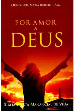 Por Amor a Deus - Ribeiro,Ormezinda Maria pdf epub