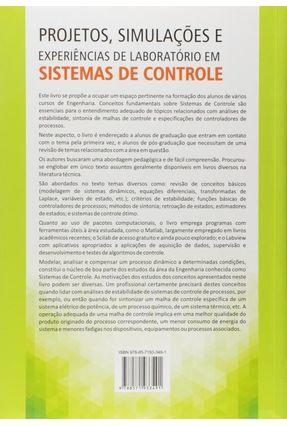 Projetos, Simulações e Experiências de Laboratórios Em Sistemas de Controle - Vários Autores | Hoshan.org
