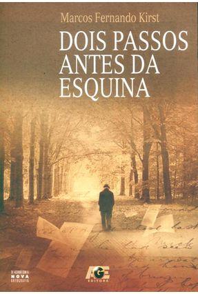 Dois Passos Antes da Esquina - Kirst,Marcos Fernando pdf epub