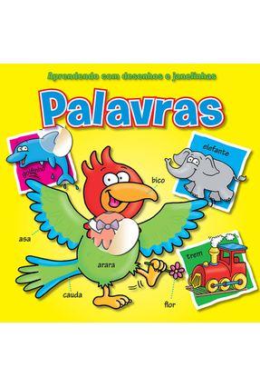 Palavras - Col. Aprendendo Com Desenhos e Janelinhas - Books,Yoyo pdf epub
