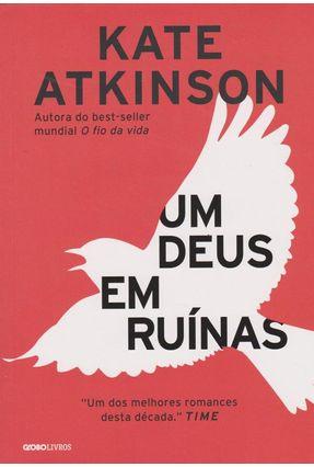 Um Deus Em Ruínas - Atkinson,Kate | Hoshan.org