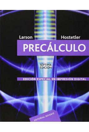 Precálculo - Séptima Edición - Larson,Ron Hostetler,Robert pdf epub