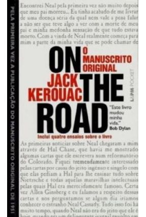 On The Road - o Manuscrito Original - Col. L & Pm Pocket - Kerouac,Jack | Hoshan.org