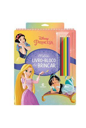 Meu Bloco De Brincar Princesas