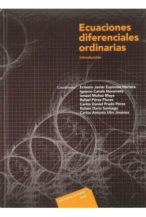 Ecuaciones Diferenciales Ordinarias - Reverté,Editorial pdf epub