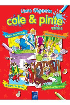 Livro Gigante - Vol. 1 - Col. Cole e Pinte - Books,Yoyo pdf epub