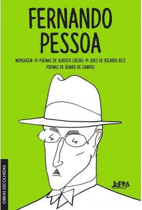 Fernando Pessoa - Obras Escolhidas - Convencional - Pessoa,Fernando   Hoshan.org