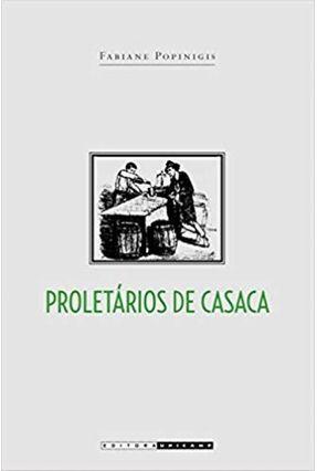Proletários de Casaca - Popinigis,Fabiane   Hoshan.org