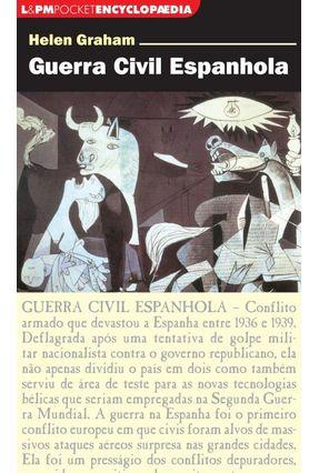 Guerra Civil Espanhola - Col. L&pm Pocket - Nova Ortografia - Graham,Helen pdf epub