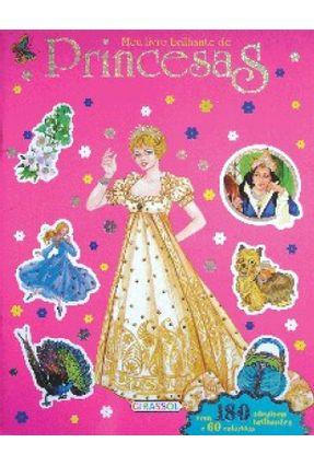 Meu Livro Brilhante de Fadas - Rosa - Editora Girassol | Nisrs.org