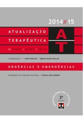 Atualização Terapêutica De Prado, Ramos E Valle - Urgências E Emergências - 2014/15 - 2ª Ed. 2014 - Borges,Durval Rosa pdf epub
