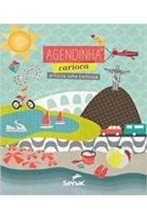 Agendinha Carioca - Guia de Sobrevivência Para Pais Descolados - Barbosa,Antonia Leite | Hoshan.org
