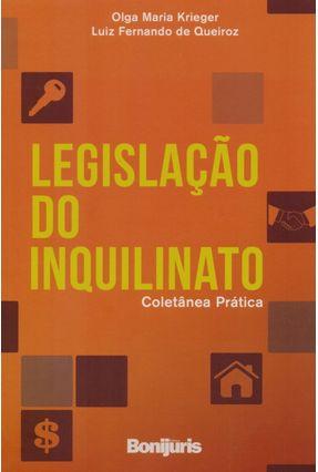 Legislação do Inquilinato - Coletânea Prática - Krieger,Olga Maria | Nisrs.org