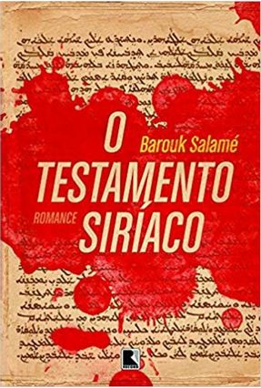 O Testamento Siríaco - Nova Ortografia - Salamé,Barouk pdf epub