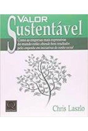 Valor Sustentável - Laszlo,Chris | Hoshan.org