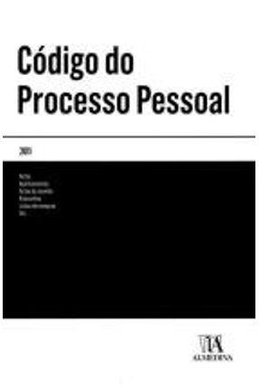Código Do Processo Pessoal - Col. Fora De Coleção - Almedina pdf epub