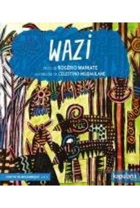 Wazi - Manjate,Rogério pdf epub