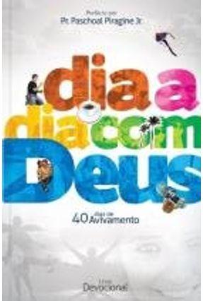 Dia A Dia Com Deus - 40 Dias de Avivamento - Marcílio De Oliveira pdf epub