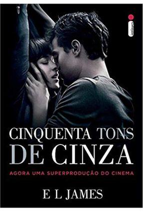 Cinquenta Tons de Cinza - Capa Filme - James,E. L.   Hoshan.org