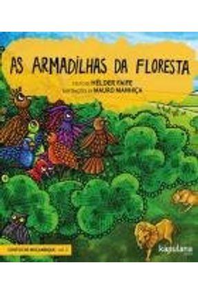 As Armadilhas da Floresta - Col. Contos de Moçambique - Faife,Hélder | Hoshan.org